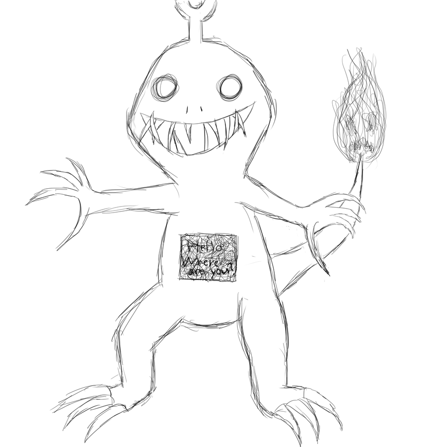 The Pokemons They Calls! Teletubby_demonspawn_charmander_by_chaoticgrowth-d5s74yt