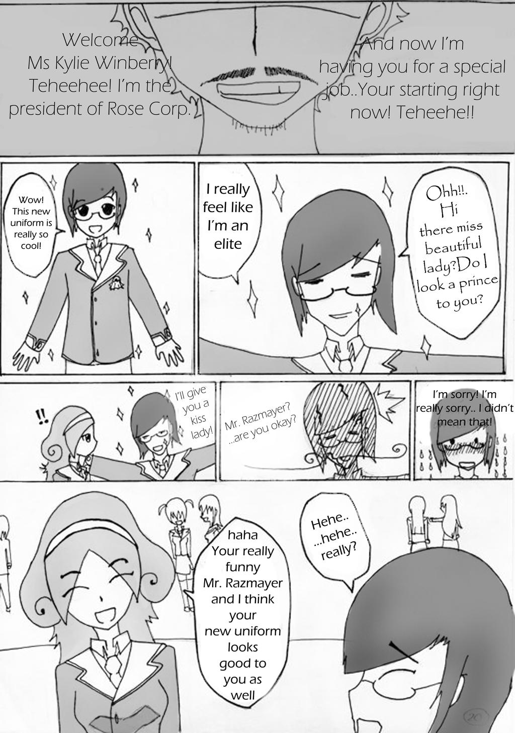 My Maid Panic Page 20 by chawchaw