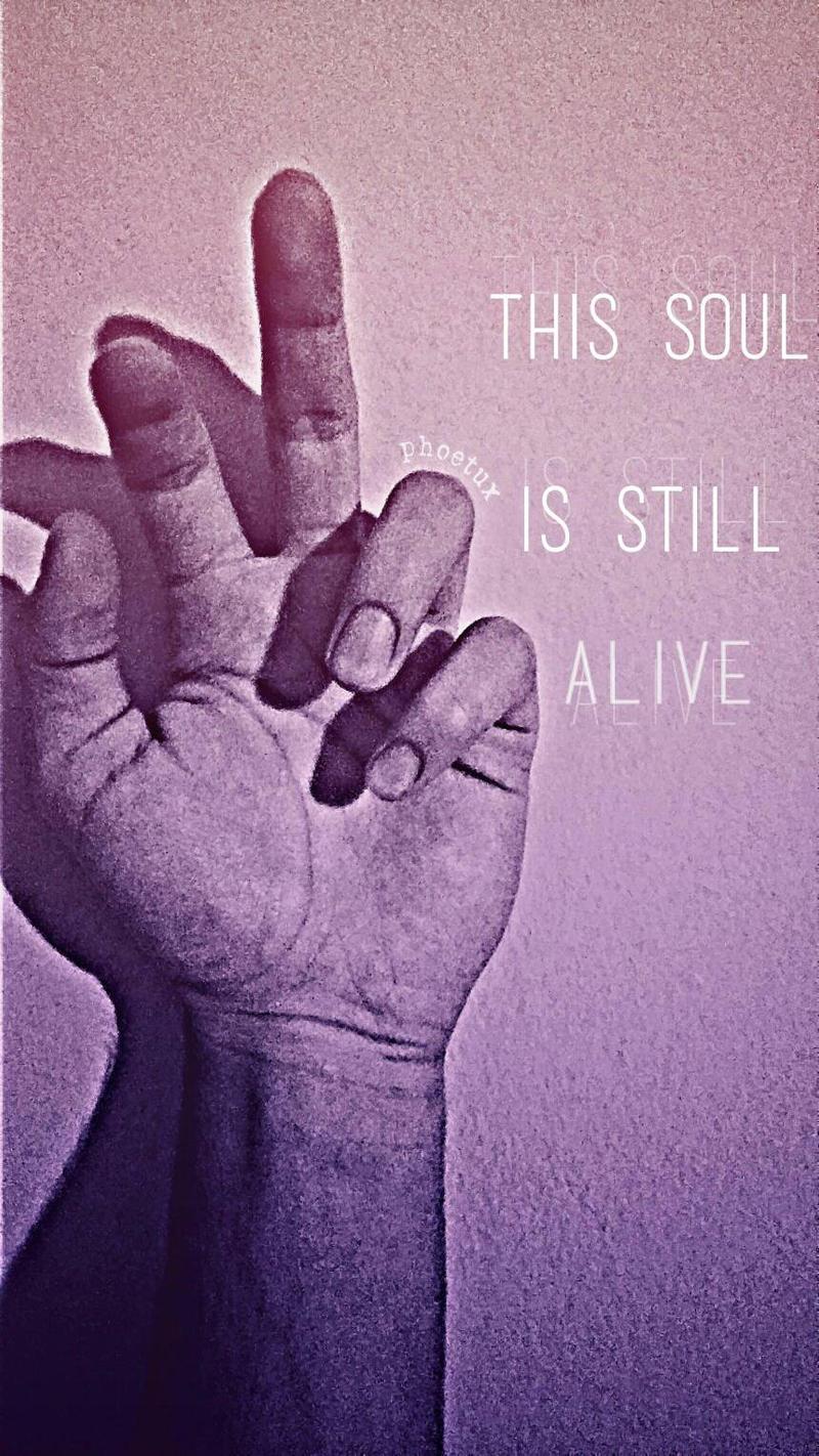 This Soul is Still Alive by ArgonPlasma