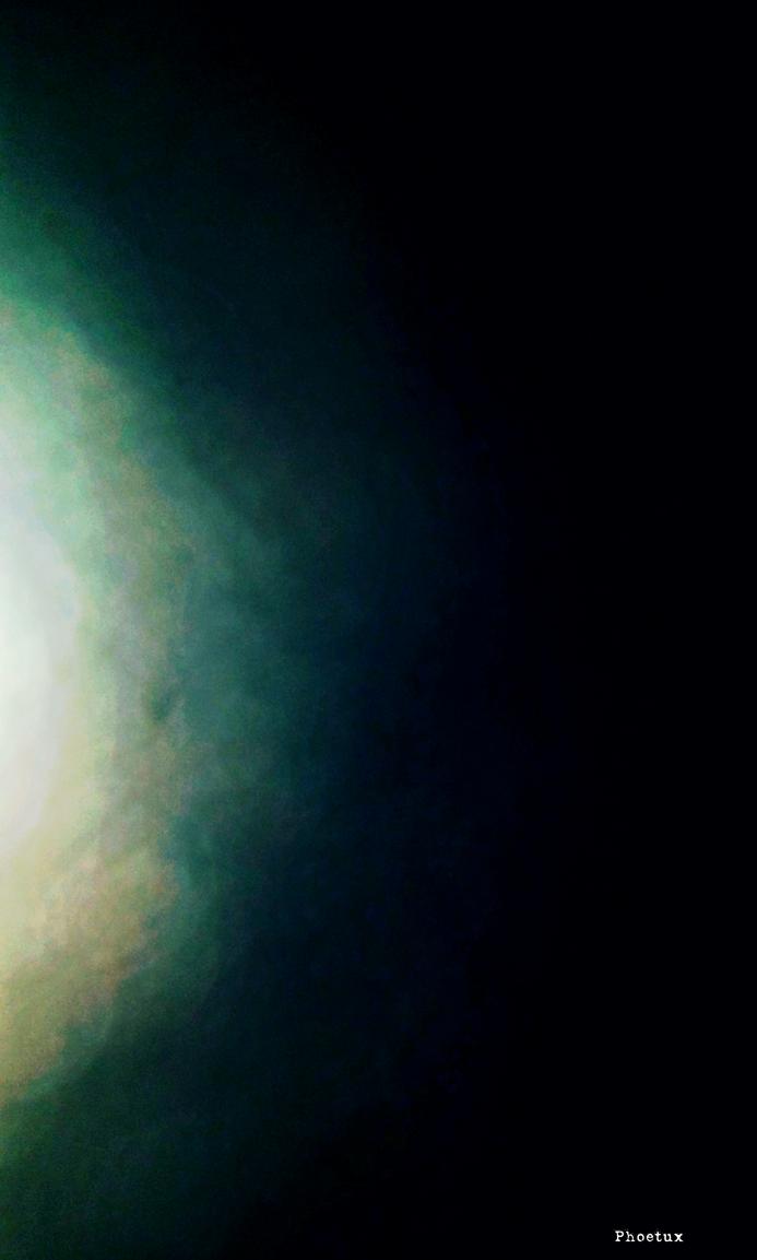 The Smoke Out of my Head by ArgonPlasma