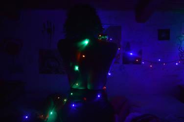 Hugging the light by ArgonPlasma
