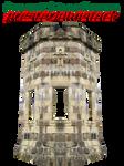 Pre-cut Stone Tower