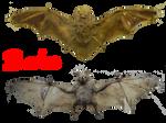 Pre-cut Bats