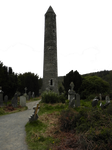 Pre-cut Glendalough Tower