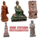 Asian Statuary