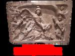 Mithras Roman Bas-Relief