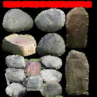 Precut Stones by presterjohnstock
