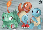 Messing up Oak's Lab
