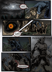 Werewolf Comic Page