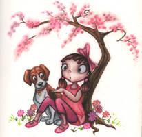 Sketchbook.04 - Ladybird