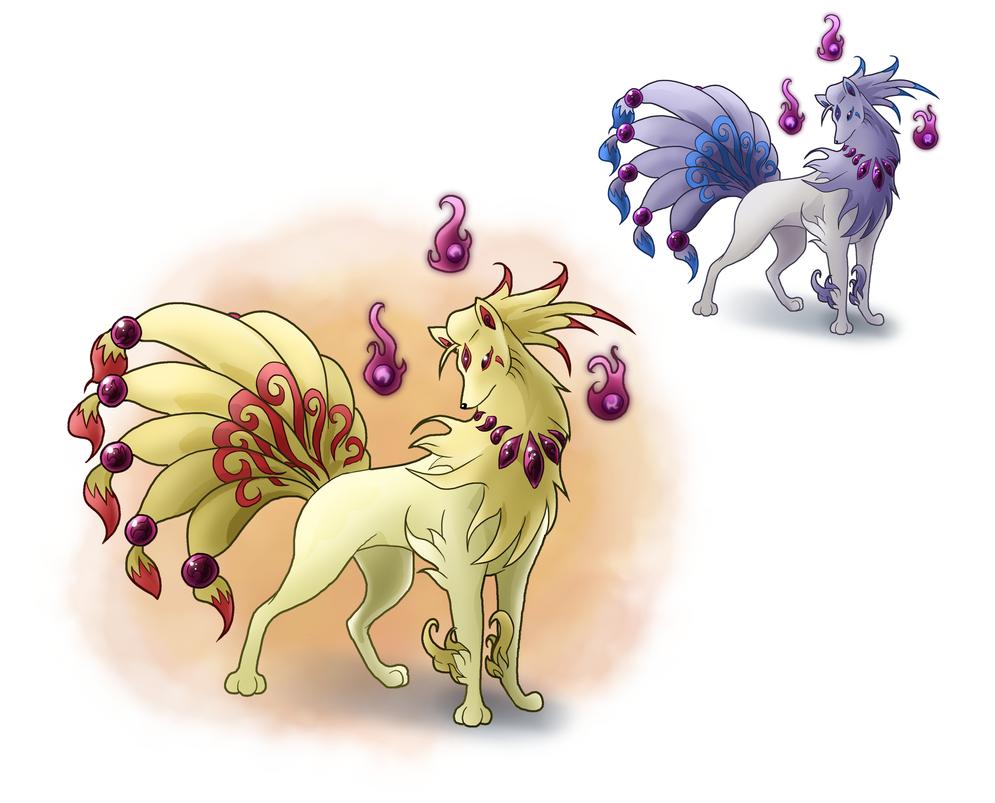 Sould ninetails mega evolve? | Pokémon Amino