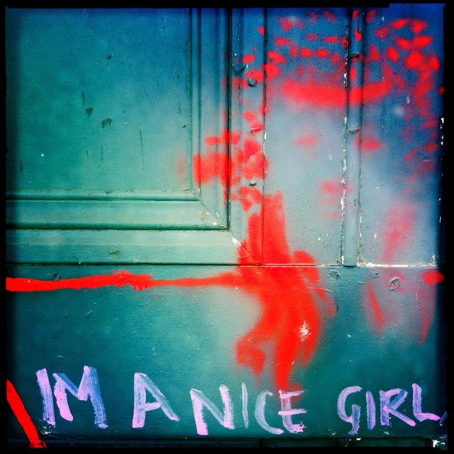 Nice Girl by elizabethunseelie