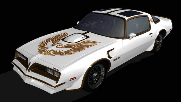 77er Pontiac Firebird