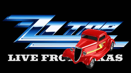 1933er Ford ZZ Top edit