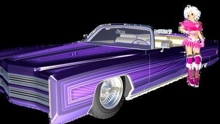 73 Caddy Eldorado Custom WWC