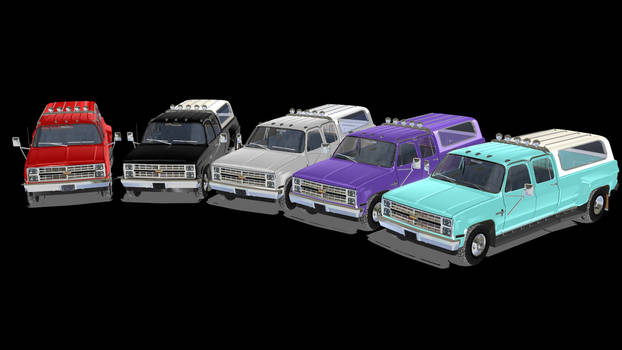 Chevro Beast Suburban model DL