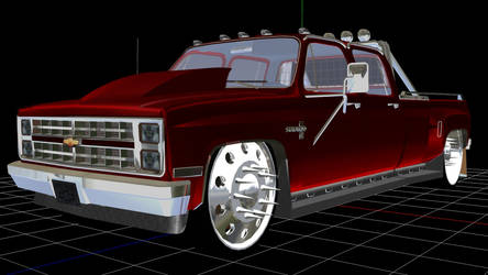 Chevro tuning first step wip
