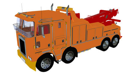 Big Rescue Truck conv to mmd by Don Deloro