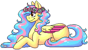Mae Pixel .:Art Trade with SkittyLover2012:. by JustALittleShadow