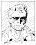 X-Men '92 Havok by Sketch64