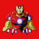 Iron Man Red