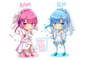 2015 CM: Ram and Rem