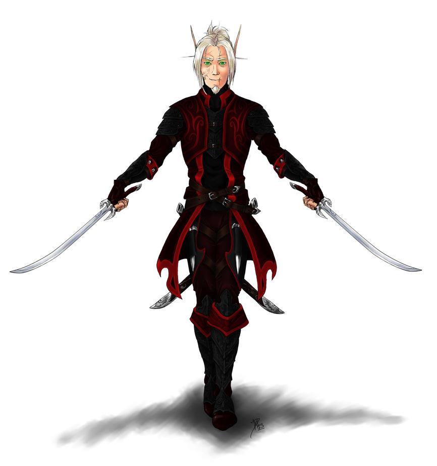 Falrhen's armor (MoP) by Falrhen
