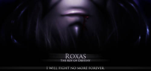 Roxas - The Key Of Destiny