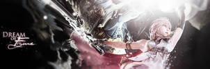 Header FF XIII by Ascleme