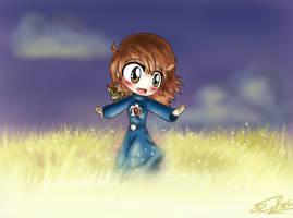 Nausicaa by Chibi-Joey