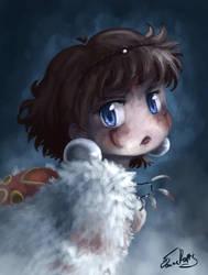 The Spirt Princess by Chibi-Joey