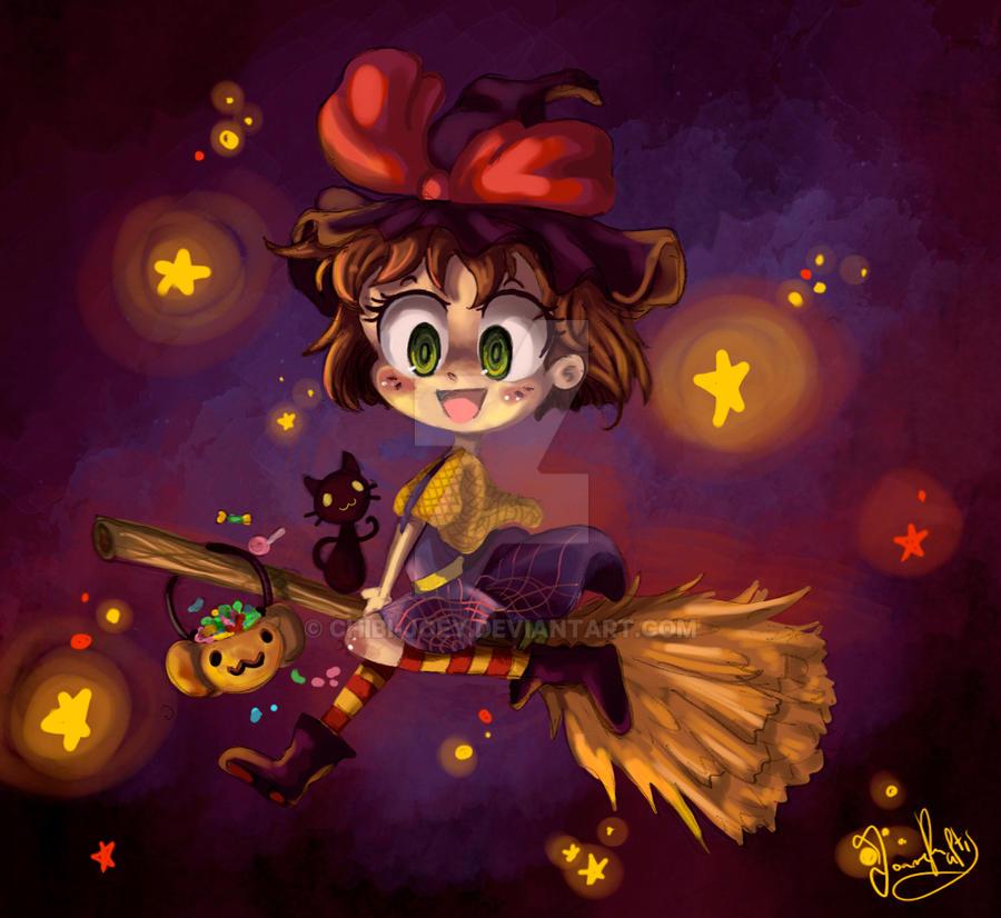 Happy Halloween by rue789