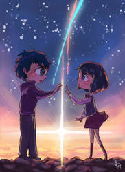 your name by Chibi-Joey