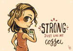 Strong- Just Like My Coffee
