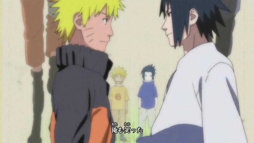 Shippu ending - SasuNaru by Hikuja