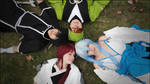 Peace - Brave 10 Cosplay