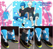 Aoba Boots - DmmD by Hikuja