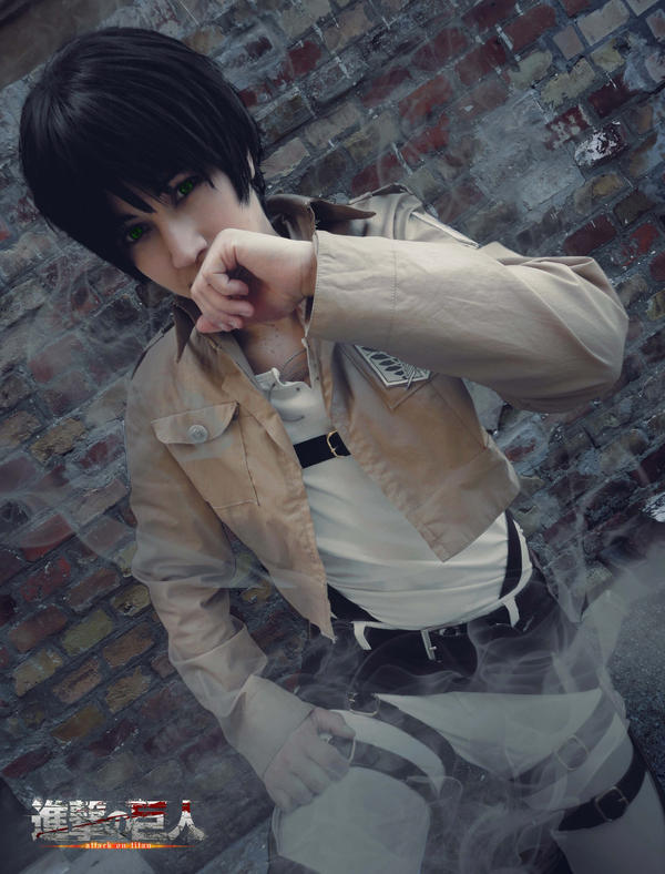 For the sake of mankind - Eren Jaeger cosplay/SnK/ by ...