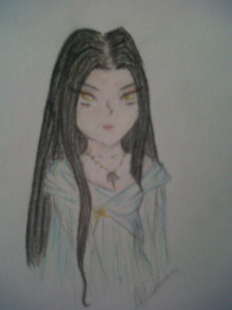 Amber by LadyNekoTsuki