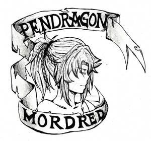 Mordred Pendragon by SummerRosePH