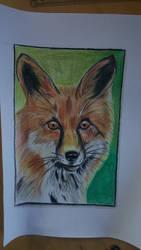 A Foxy by Jakkie03