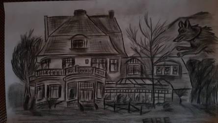 Haunted House by Jakkie03