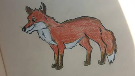 Fox? Again... by Jakkie03