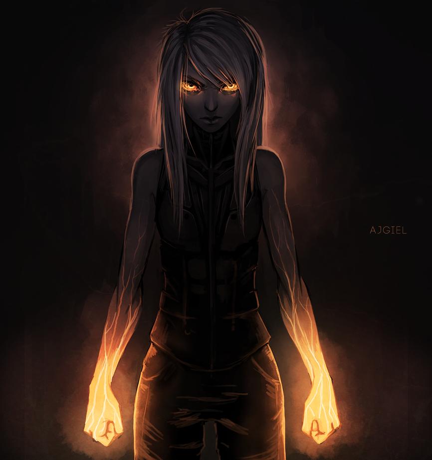Wrath by Ajgiel
