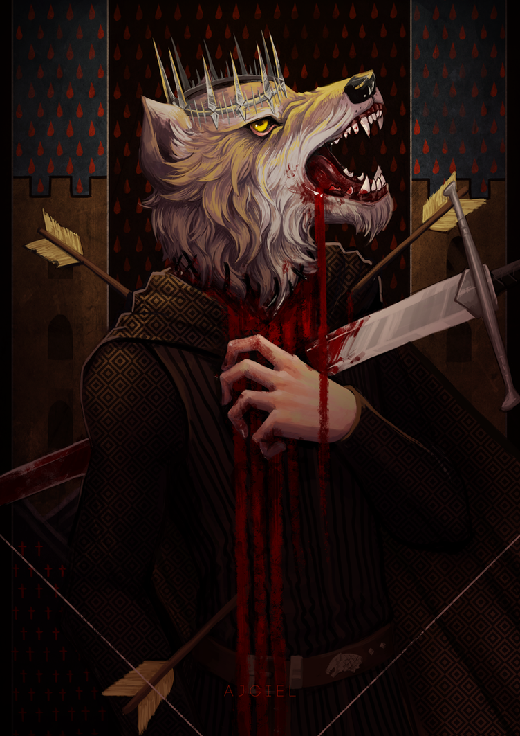 King Of The North By Ajgiel On DeviantArt