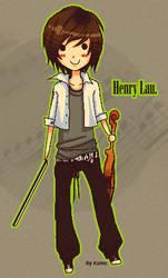SuJu-M: Henry by shiraishi1331