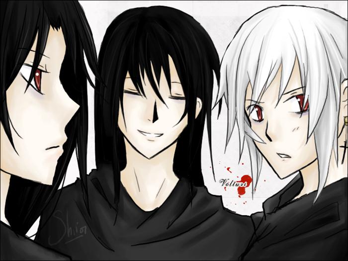Volturi. by shiraishi1331
