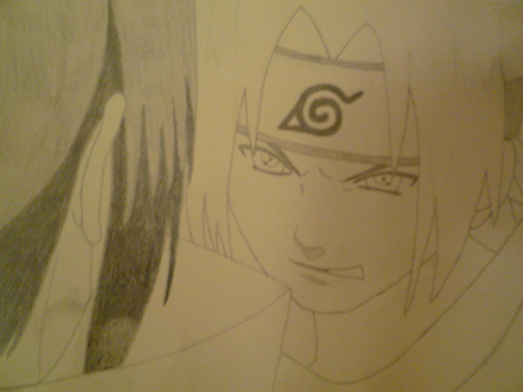 Sasuke and Itachi by FireSorc