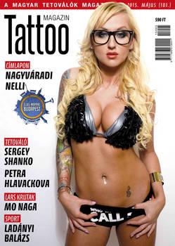 Hungarian Tattoo Magazine 181 - May 2015