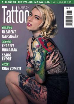 Hungarian Tattoo Magazine 182 - June 2015